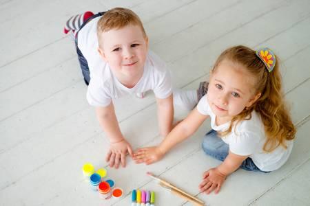 Фотосессия детей в студии в Ростове-на-Дону