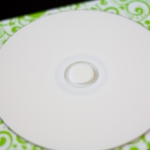 Футляр для дисков Кожзам