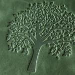 Тиснение Дерево