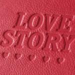 Тиснение Love Story