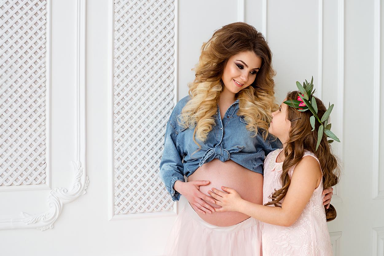 Фотосессию для беременных фото 13