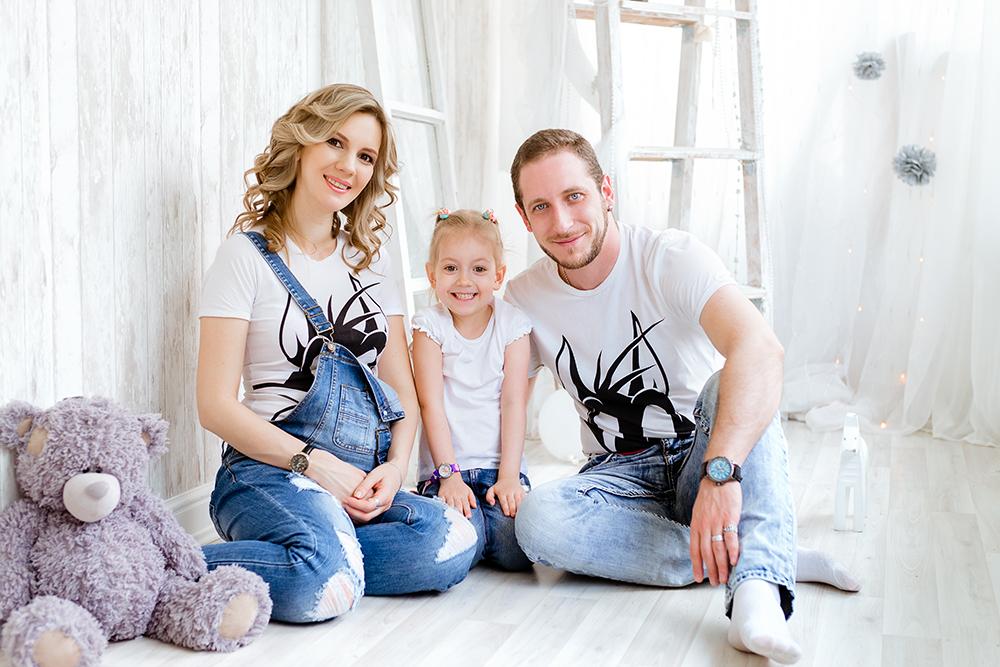 Идеи для семейной фотосессии с ребенком беременной 12