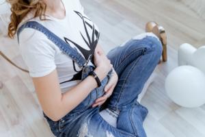 Фотосессия беременной в студии Ростов-на-Дону