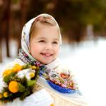 Детская фотосессия на природе Ростов-на-Дону