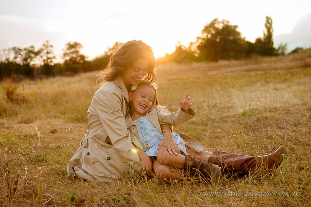 Family Look Мама и Дочь