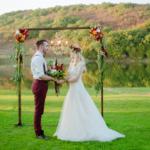 Свадебная фотосессия. Выездная регистрация