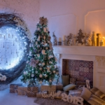 Фотостудия Vintage Новогодние декорации Зал DREAM HALL