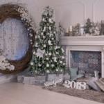 Фотостудия VintaФотостудия Vintage Новогодние декорации Зал VOYAGE HALL