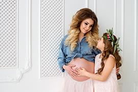 Фотосессии для беременных