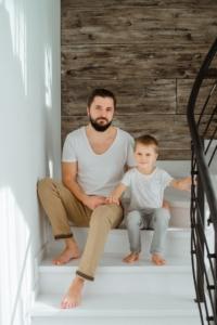 Домашняя семейная фотосессия Ростов-на-Дону
