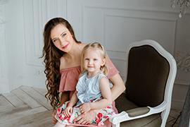 Детская фотосессия в студии в Ростове-на-Дону