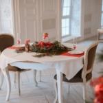 Фотостудия Bloom зал Афина. Новогодний интерьер 2019