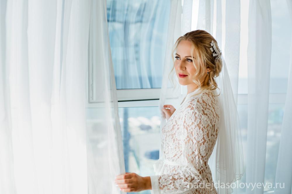 Утро невесты в отеле. Новороссийск
