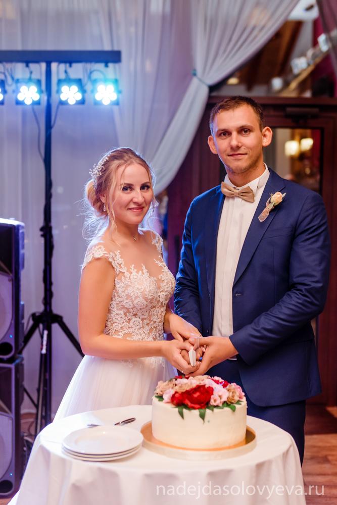 Свадебный вечер в ресторане Шато Пино Новороссийск