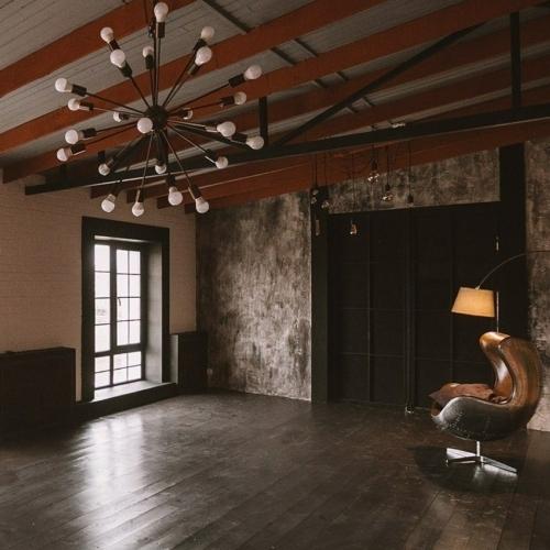 Фотостудия Bloom - Зал в стиле лофт Гефест