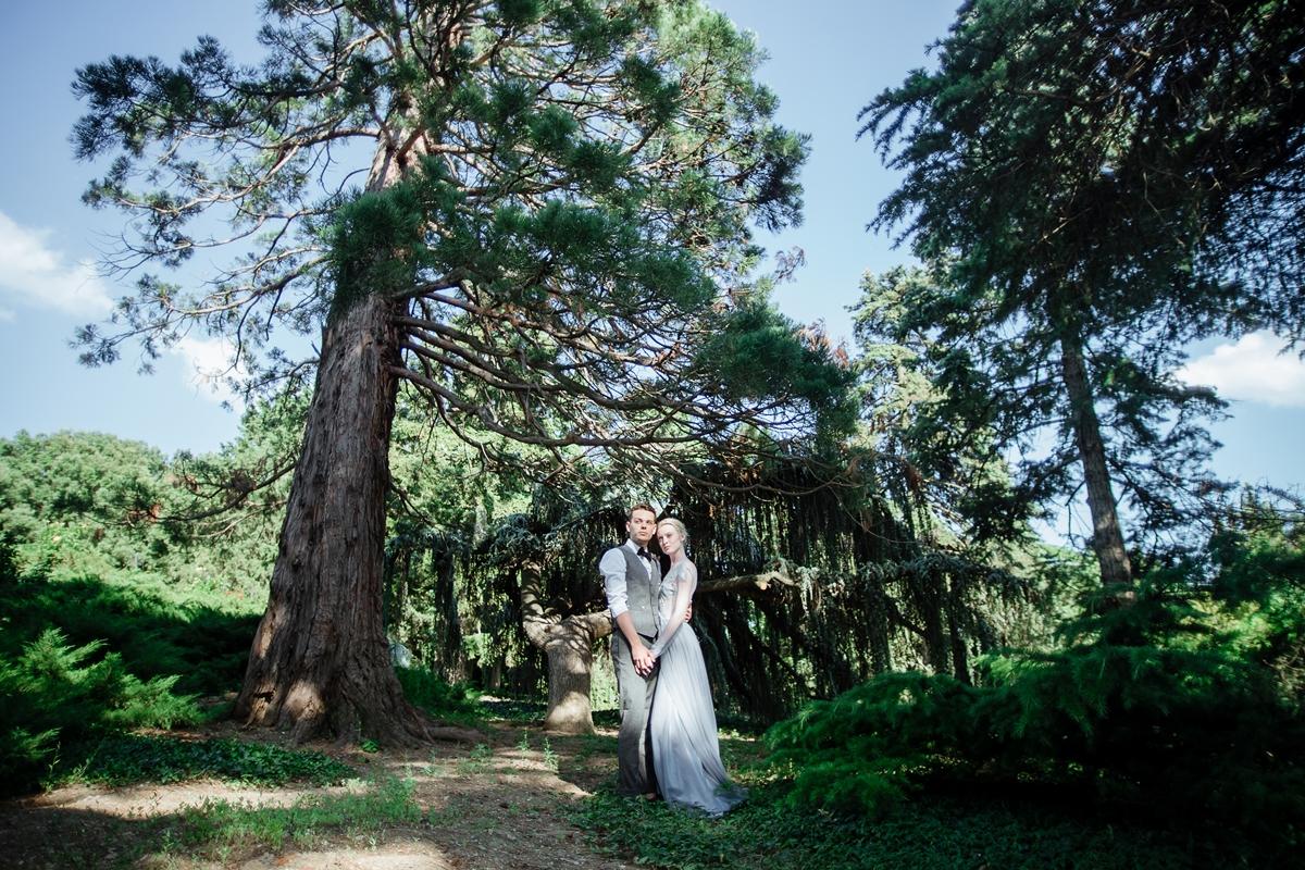 Фотосессия в </br> ботаническом саду» /></a></p> <p><a href=