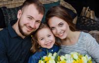 Семейная фотосессия в студии Green House Studio Ростов-на-Дону